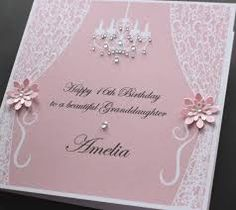 Image result for handmade phone birthday card