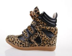LEOPARD CULTURE SNEAKERS | Candyspell