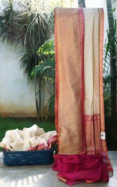 Benares Tussar L03109   Lakshmi