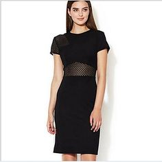 Moon+Sunday+Women's+Sexy++Cut+Out+Short+Sleeves+Dress+–+USD+$+18.99