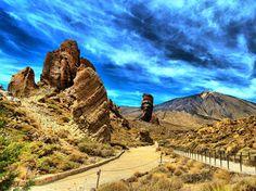Esta foto del Teide la hizo nuestra diseñadora de don Quijote. Maravillosa foto :) #Tenerife