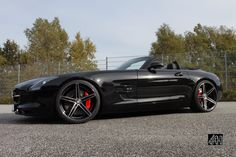 SLS AMG Oxigin wheels