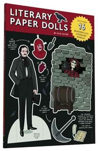 14,30€. Literary Paper Dolls