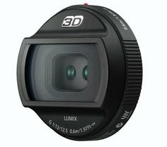 Panasonic 12.5mm F12 H-FT012 Lens MXN 4510.00