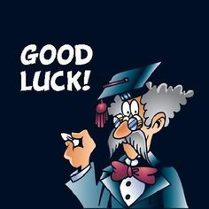 Good luck cards from Createtoday.com