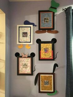 The BEST Mickey Mouse Party Food & Craft Ideas for KidsDisney Signature Frame idea.so cute!The BEST Mickey Mouse Party Food & Craft Ideas for Kids Disney Signature Frame idea.so cute! Disney Diy, Casa Disney, Deco Disney, Disney Home Decor, Disney Ideas, Disney Wall Decor, Disney House, Disney Autograph Ideas, Disney Stuff