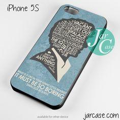 sherlock it must be so boring benedict cumberbatch Phone case for iPhone 4/4s/5/5c/5s/6/6 plus