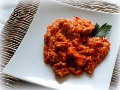 Simi´s Sattmacher- Rezepte und mehr.....: Serbisches Reisfleisch