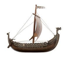 How to Make a Model of a Viking Ship