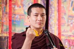 Ego is holding on to something that is not there at all, and going against the nature of our mind – which is to let go of the things that do not exist – such as yesterday's self, which doesn't exist today. Karmapa Trinley Thaye Dorje *Please share this teaching*
