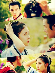Empress Ki- awesome , awesome drama it is going to be a big winner in the 2014 awards