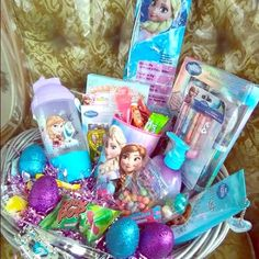 Easter Baskets Character and non character Easter basket for kids and teens .. Characters include Minnie Mouse, Frozen, Doc McStuffin, Ninja Turtle, Spider-Man and more Other