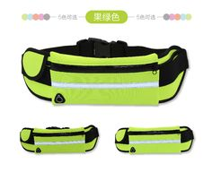 Waist Belt Pouch Phone Case Cover Running Jogging Bag for Samsung Galaxy Note Edge S5 Active Plus Star 2 I8200 S III mini VE