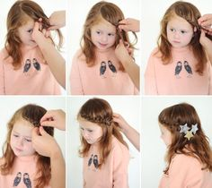 8 hairstyles to try for the school year!