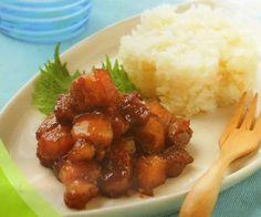 เมนูอาหาร สูตรอาหาร พร้อมวิธีทำ: สูตรหมูหวาน & หมูเค็ม
