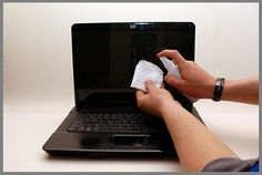 Take care of your LCD monitor screen