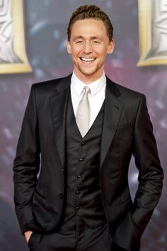 Tom Hiddleston attends THOR: The Dark Kingdom Germany premiere at CineStar on October 27, 2013 in Berlin, Germany [HQ]