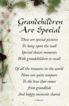 grandparents day gifts Happy Grandparents Day Gift Ideas and Greeting Card Printables Our Grandchildren Are Special! Grandson Quotes, Grandkids Quotes, Quotes About Grandchildren, Cousin Quotes, Daughter Quotes, Father Daughter, Grandmother Quotes, Grandma And Grandpa, Grandmother Jewelry