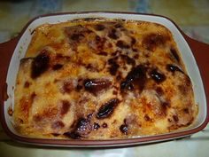Pannetone Bread and Butter Pudding LinsFood.com