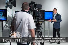 InventHelp, America's largest inventor service company, is pleased to announce that Kevin Harrington, chairman of As Seen on TV, Inc. and a former investor shark on ABC's hit show Shark Tank has signed an exclusive deal with InventHelp to act as the c
