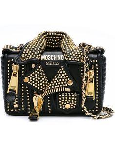 Jacket bag · Moschino bei Luxury   Vintage Madrid 23a48f38413af