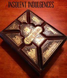 Antique 1800 Family Holy Bible by InsolentIndulgences on Etsy, $400.00