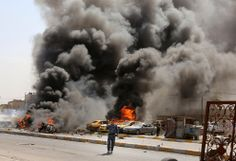 Iraqis Are Fleeing Baghdad Over Fears Of Sectarian Bloodletting