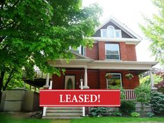 LEASED! LOCATION LOCATION LOCATION! Its all about location! Incredible opportunity to live steps from the Lake & Spencer Smith Park! Spectacular 2200 sq.ft loft suite! Top floor master & main floor 2 bedroom or office/den with vaulted ceilings & sky lites! Gourmet kitchen w/built-in appliances! Large bath with jacuzzi & separate shower! Huge deck surrounded by trees! Total character & charm! Freshly painted. Lots of built-ins. Non smokers. No dogs. 2 parking spaces!