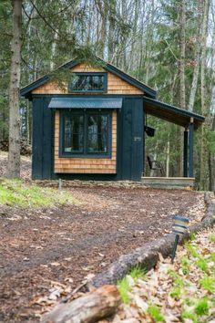 MoonShadow Tiny Vacation Cabin at Blue Moon Rising