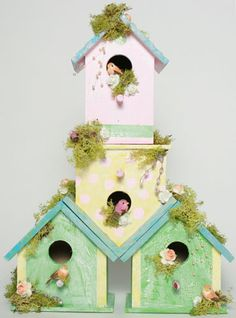 Image detail for -beach birdhouse condo by cathie steve cathie steve cathie filian and ...