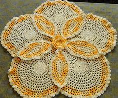 Tapetes em Crochê by Eunice Floriano Chagas ~ Arte De Fazer   Decoração e Artesanato