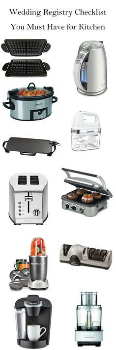 Amazing Wedding Registry Checklist - Http://Www.Ikuzowedding.Com