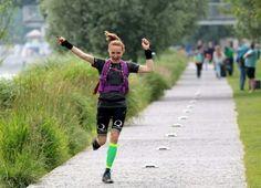 Štefánik ultra trail 2016 Finish