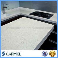 Best White Sparkle Kitchen Countertops Quartz Worktops Direct 400 x 300