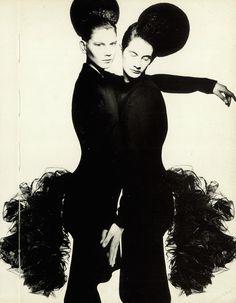 fall–winter 1986–1987, yohji yamamoto photography nick knight fashion memoirs: yohji yamamoto