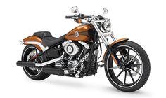 2014 Harley-Davidson® Softail® Breakout®Motorcycles Photos & Videos
