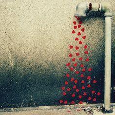 Street hearts