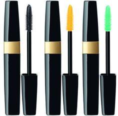 L'été Papillon De Chanel Summer 2013 Makeup Collection Mascaras 1.