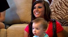 Teen Mom 2 Photo from Season 1 Chelsea Houska and Daughter Aubree #chelsea #houska #chelseahouska #teen #mom #teenmom #teenmom2 #mtv #16andpregnant #16andpregnantseason2a