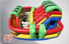 An Affordably Cheap Jumping Castle
