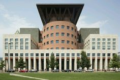 Nice photo of the Denver Central Library