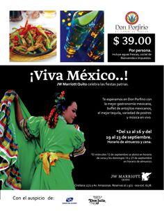 Diseño Afiche JW. Marriott Quito