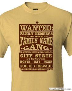 Amazing T Shirt Cafe Funny Famly Reunion T Shirt