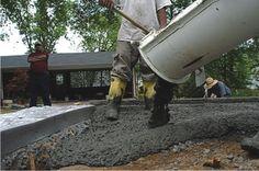 Ubiquitous Use of Ready Mix Concrete