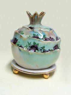 Гранат, керамика