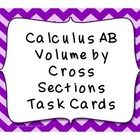 In this set you will find 8 questions that your students can use to practice finding volumes of solids by using cross sections. Students should be...