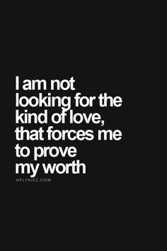 They need to know you're worth which is why you always need to be sure of what it is