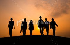 Keep walking Royalty Free Stock Photo