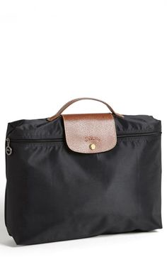 Longchamp 'Le Pliage' Briefcase available at #Nordstrom