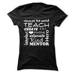 art teacher t shirt T-Shirts, Hoodies. BUY IT NOW ==► https://www.sunfrog.com/Holidays/art-teacher-t-shirt-51070166-Ladies.html?id=41382